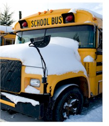 school closure announcement services